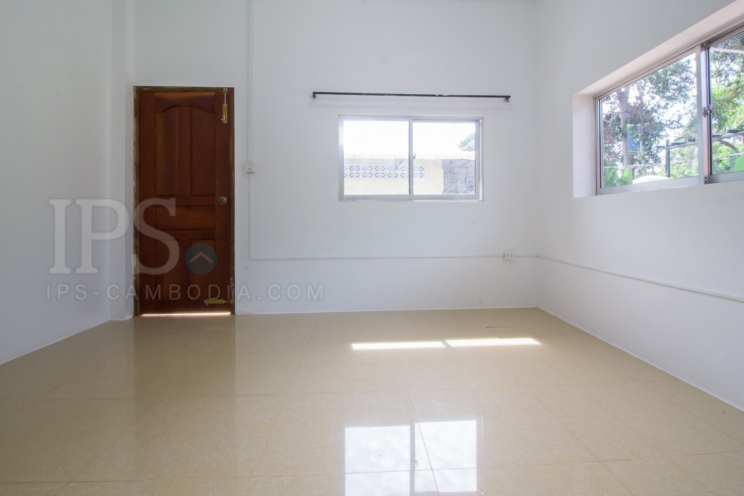 4 Room House For Rent - Sala Kamreuk, Siem Reap