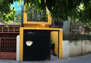2 Bedroom Townhouse For Sale - Tonle Bassac, Phnom Penh