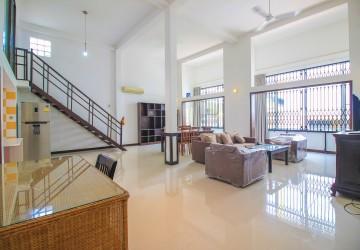 2 Bedrooms Flat for Rent - Tonle Bassac, Phnom Penh