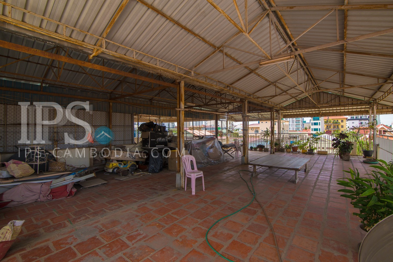 9 Bedroom Shop House For Sale - BKK1, Phnom Penh