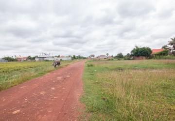 600 sq.m. Land For Sale - Chreav, Siem Reap