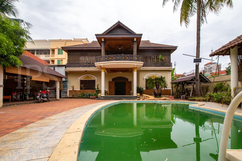 7 Bedroom Villa For Rent - Toul Kork, Phnom Penh