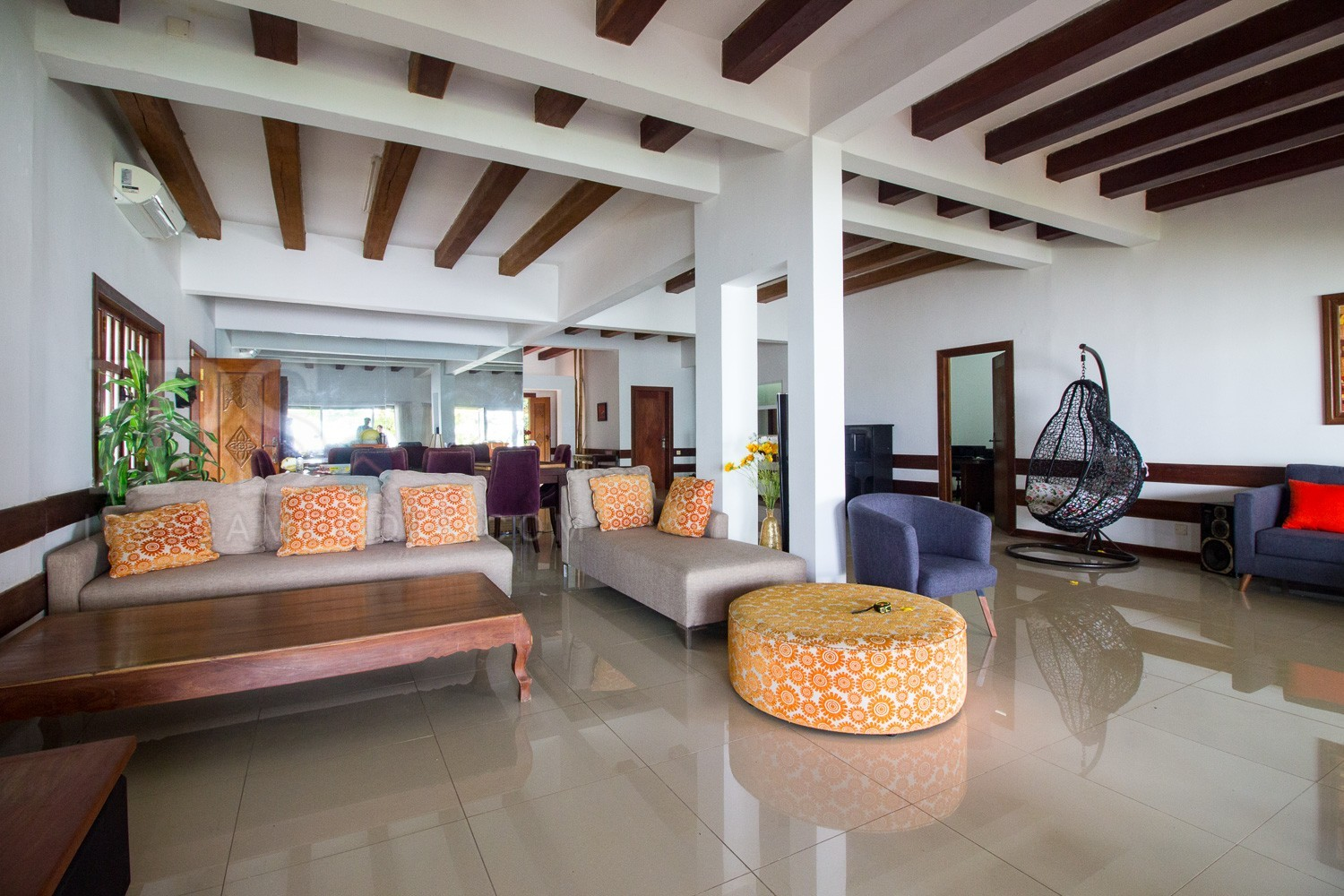 3 Bedroom Apartment For Rent - Chroy Chongva, Phnom Penh