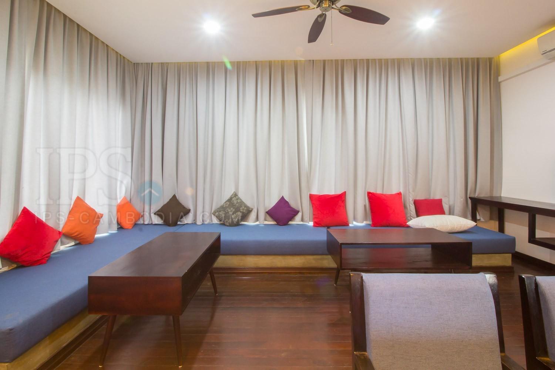 2 Bed Room Apartment For Rent in Svay Dangkum, Siem Reap