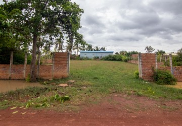 760 sq.m. Land For Sale - Chreav, Siem Reap