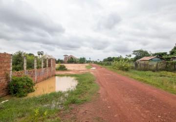 760 sq.m. Land For Sale - Chreav, Siem Reap thumbnail