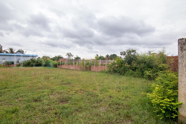 760 sq.m. Land For Sale - Chreav, Siem Reap