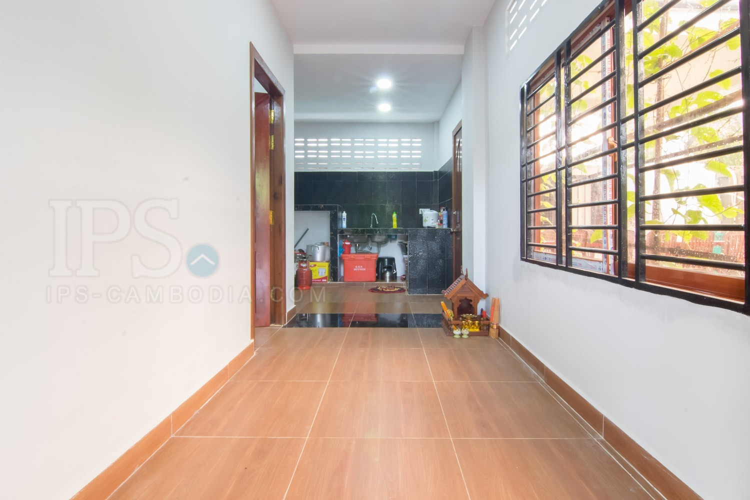 3 Bedroom House For Rent - Svay Dangkum, Siem Reap