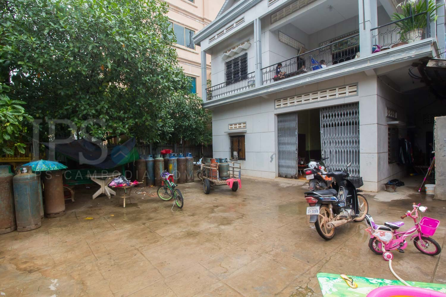 17 Room House and Land For Sale - Svay Dangkum, Siem Reap