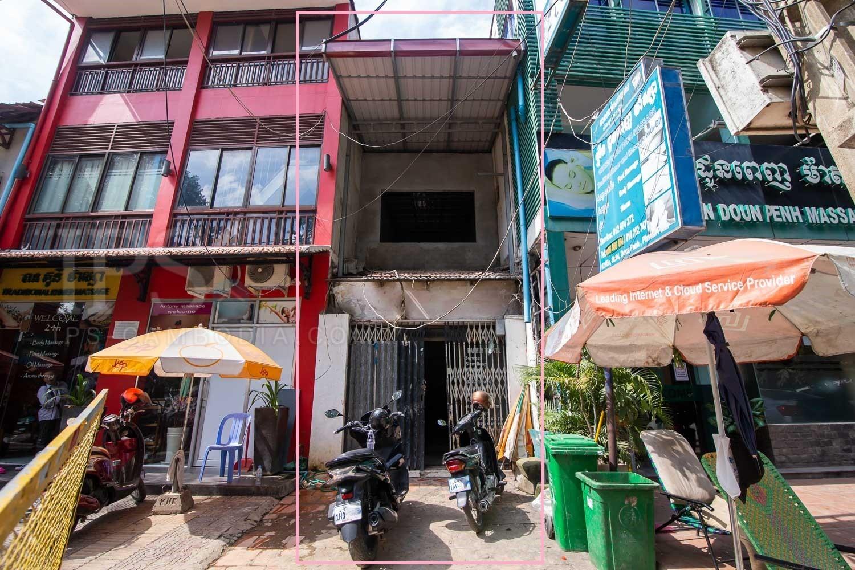 House For Sale - Daun Penh, Phnom Penh