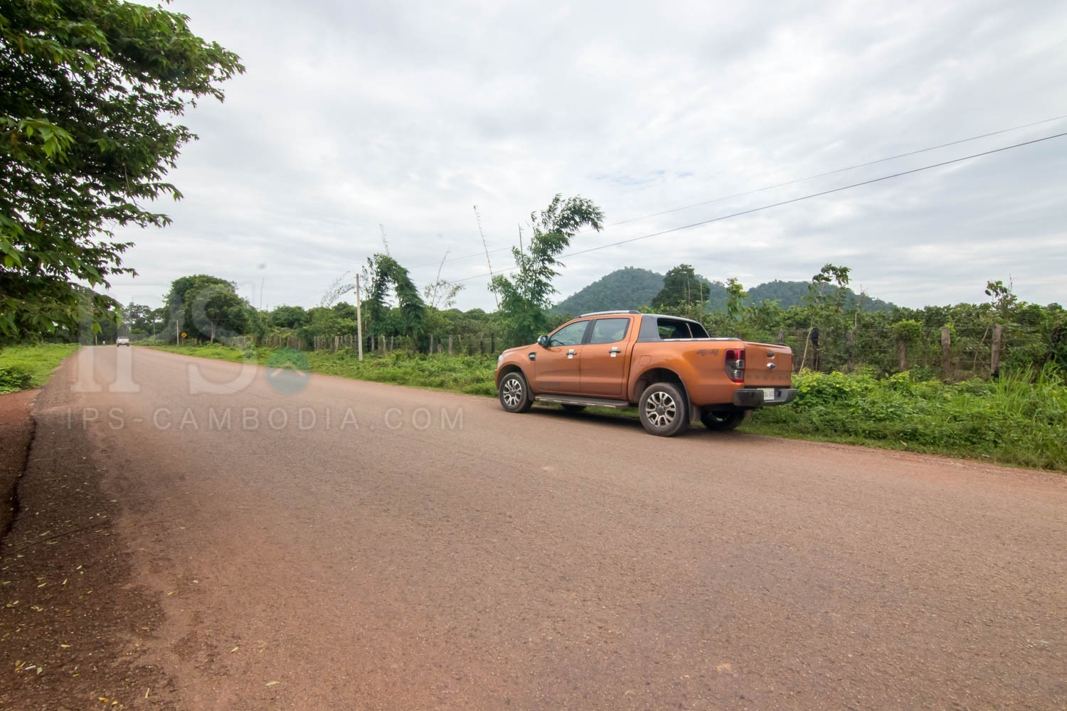 120,000 sq.m.  Land For Sale - Banteay Srei, Siem Reap
