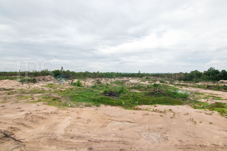 480,000 sq.m. Land For Sale - Banteay Srei, Siem Reap