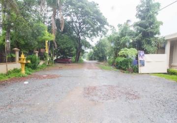 1250 sq.m. Land For Rent - Kouk Chak, Siem Reap