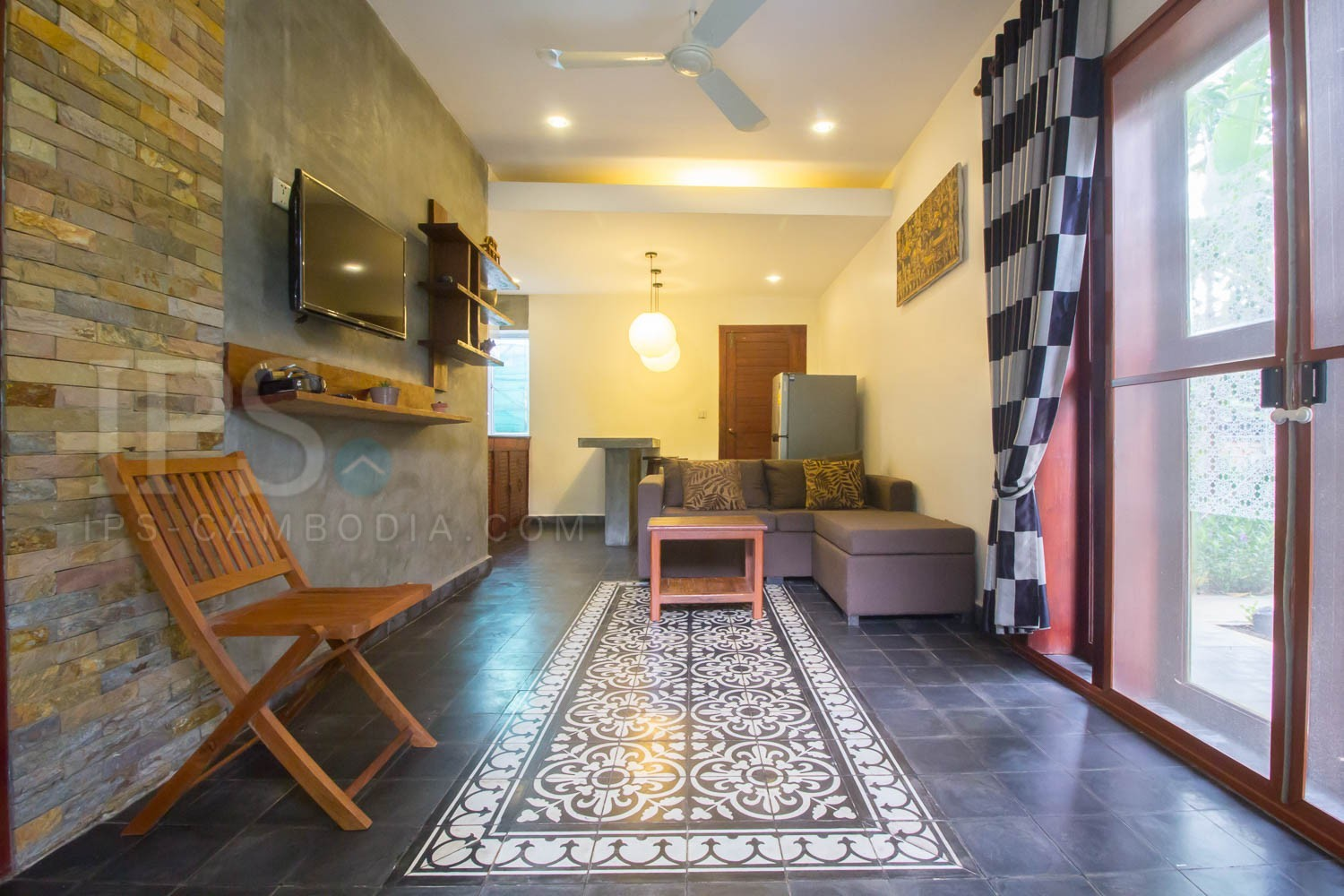 1 Bedroom  Apartment For Rent - Svay Dangkum, Siem Reap