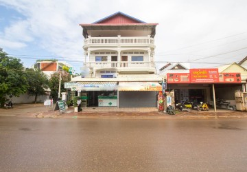 2 Bedroom Shophouse for Rent - Wat Bo- Siem Reap