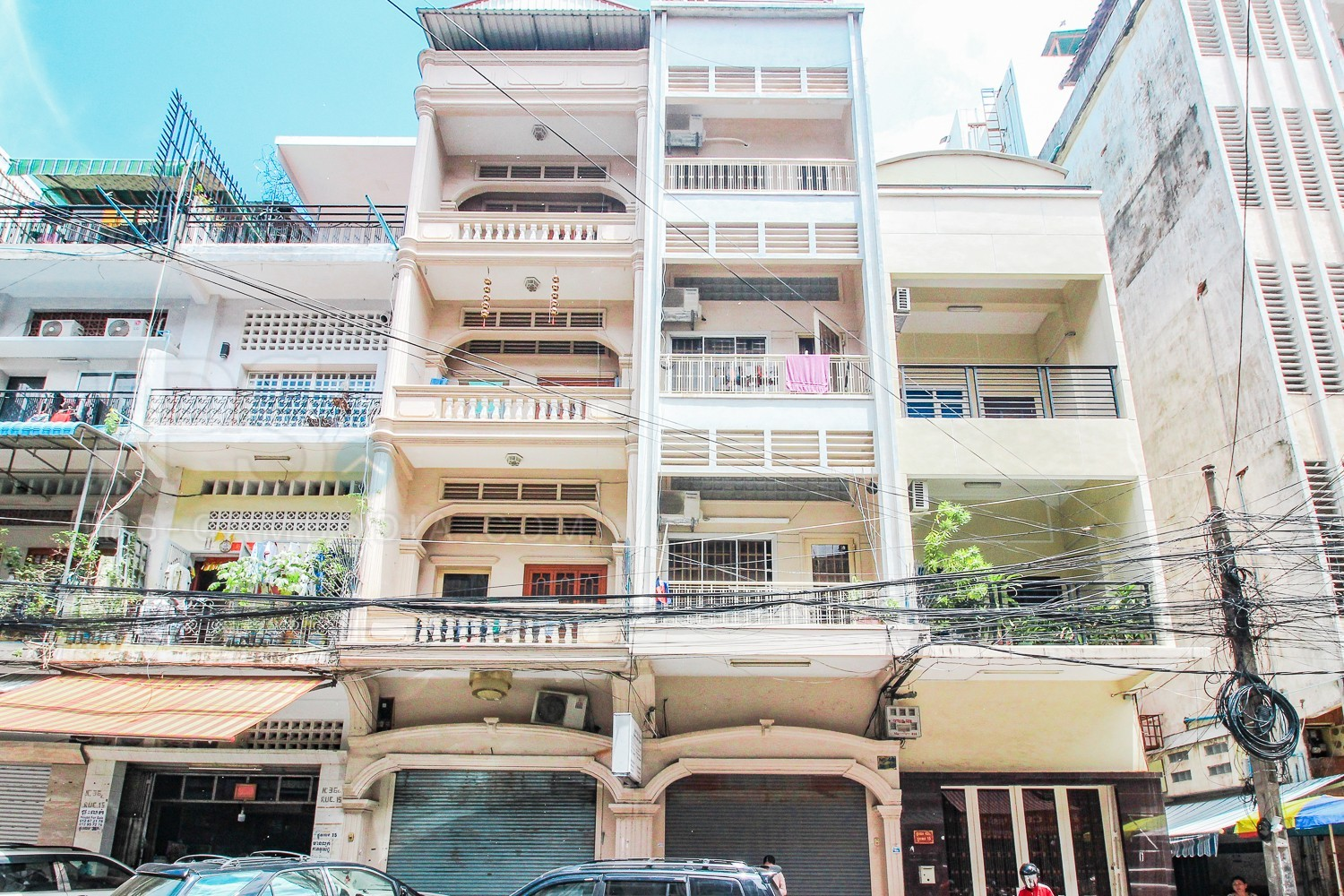 2 Whole Building For Sale - Daun Penh, Phnom Penh