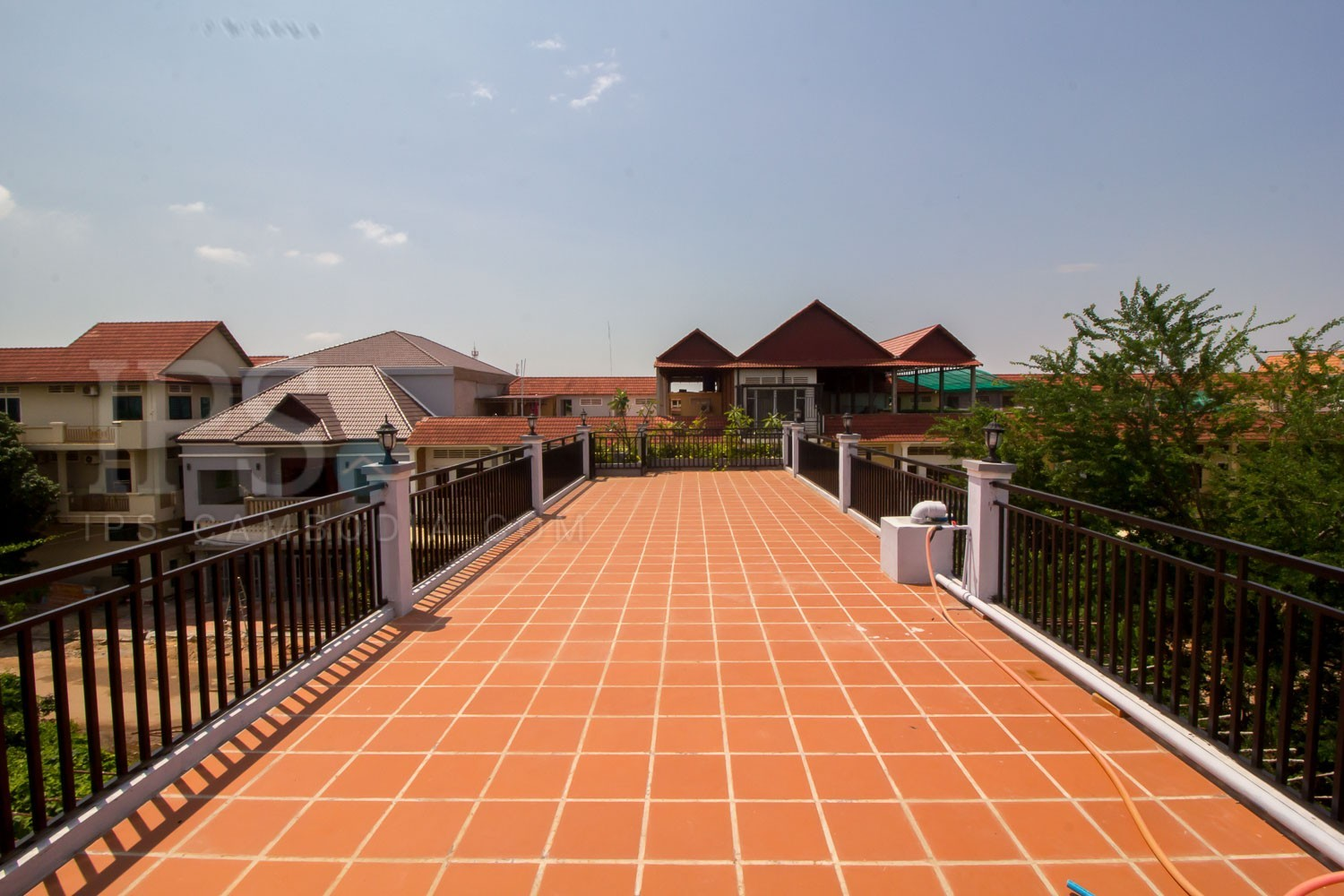 4 Bedroom Townhouse For Rent - Chreav, Siem Reap
