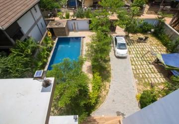 8 Bedroom Villa for Rent -Slor-Kram- Siem Reap