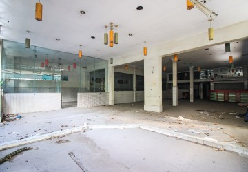455 sq.m. Retail Space For Rent - Boeung Trabek, Phnom Penh