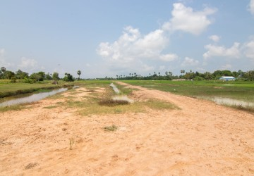 33,000 sq.m. Land for Sale - Sra Ngae, Siem Reap