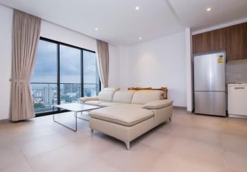 2 Bedroom Apartment For Sale- BKK1, Phnom Penh