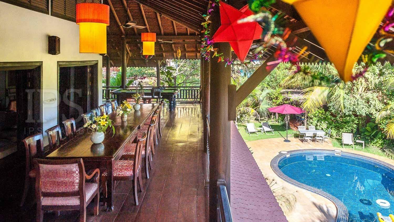 6 Bedroom Villa for Rent - Sala Kamreuk, Siem Reap