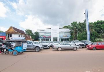 5,042 sq.m. Land For Sale - Svay Dangkum, Siem Reap