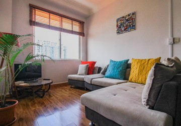 2 Bedrooms Condo For Sale - Chroy Changvar, Phnom Penh