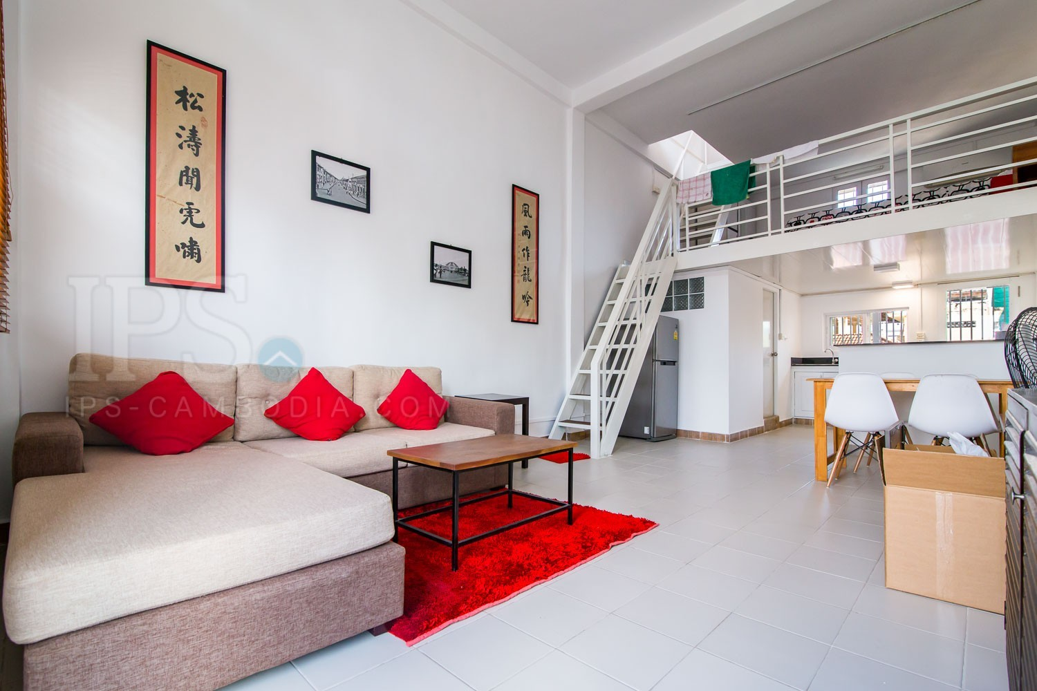 2 Bedroom Apartment For Sale - Daun Penh, Phnom Penh