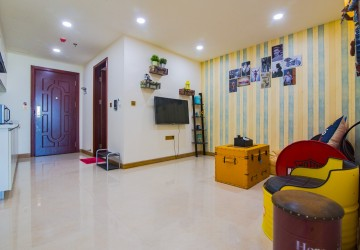 75 sqm Studio room For Rent, Olympia, Phnom Penh