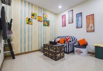 Studio Apartment For Rent - Olympia, Phnom Penh