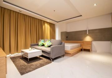51 sqm Studio Room For Rent - Boeung Keng Kang 1, Chamkarmorn, Phnom Penh