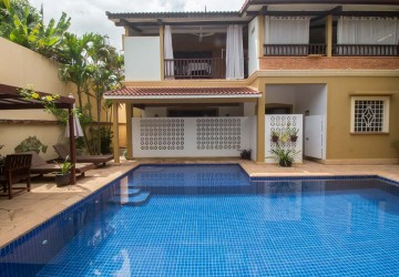 2 Bedroom  Apartment For Rent - Wat Bo, Siem Reap
