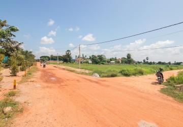 1,200 sq.m Land For Rent -  Chreav, Siem Reap