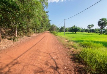 3,281 sq.m. Land For Sale - Sambour, Siem Reap