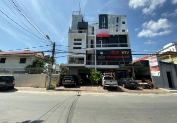 Commercial Building For Rent - Toul Svay Prey 1, Phnom Penh