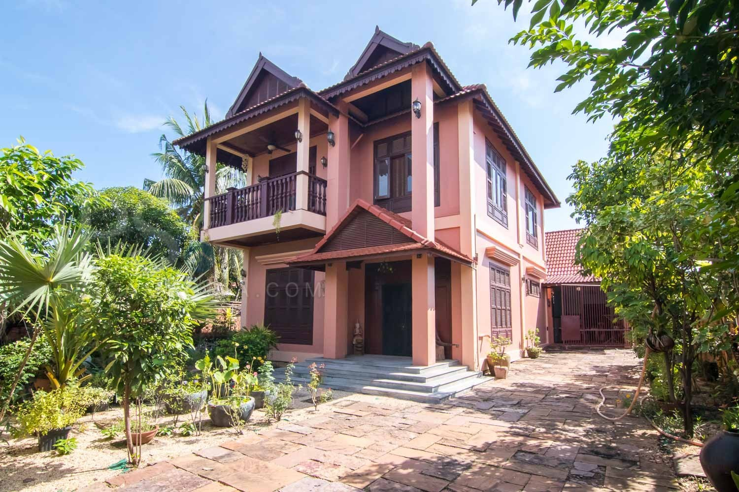 4 Bedroom  Villa For Sale,Kouk Chak,Siem Reap
