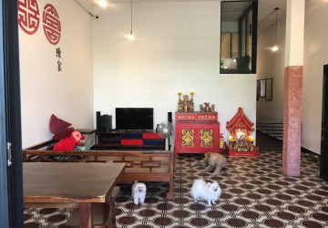 2 Bedroom House For Sale - Daun Penh, Phnom Penh