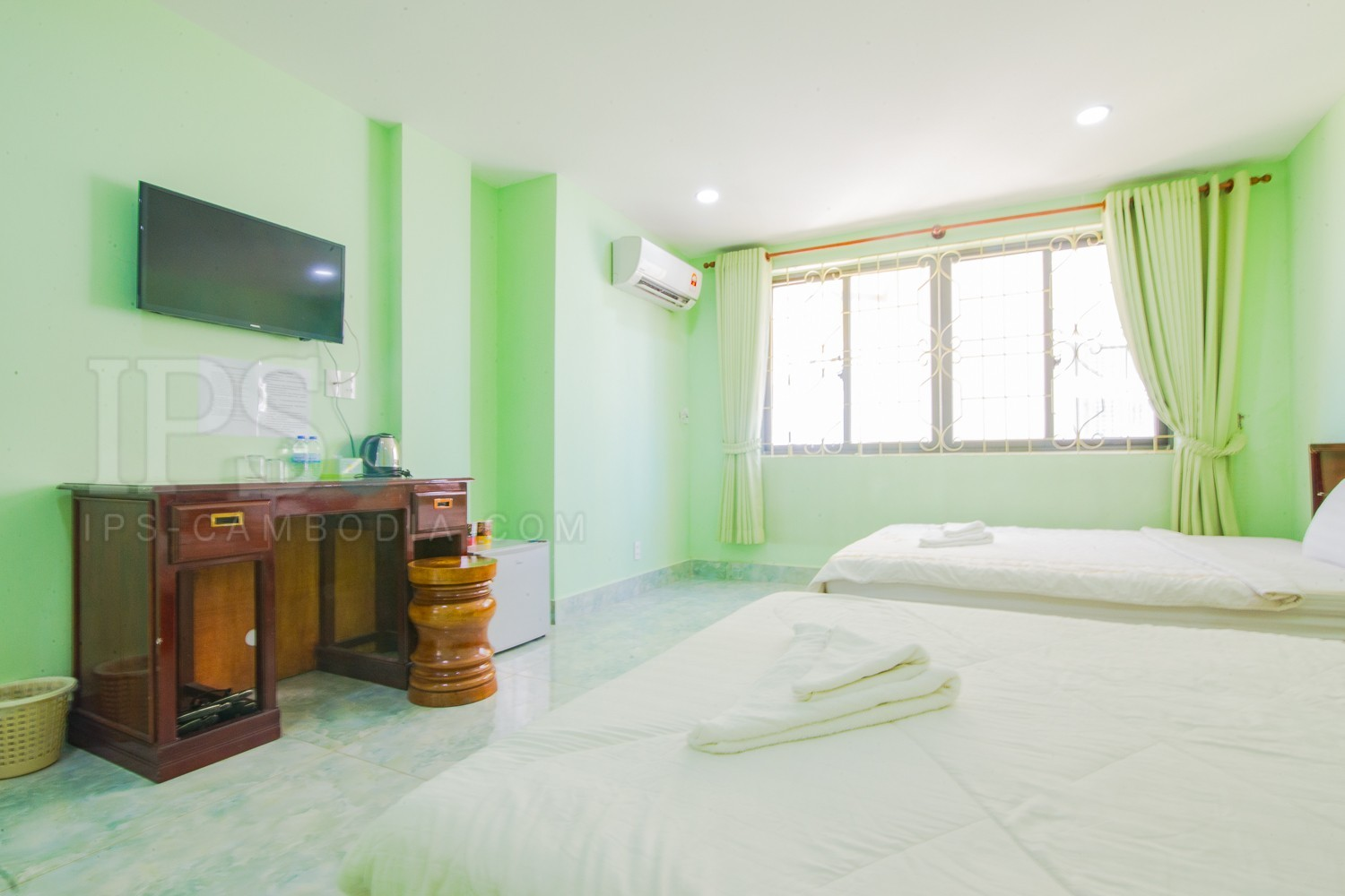 Happy Guest House for Lease - Olympia, Phnom Penh