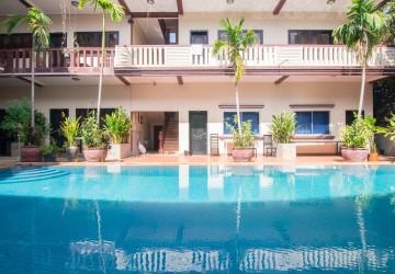 40 sq.m Studio Apartment  For Rent - Svay Dangkum, Siem Reap