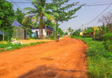 1,290 sq.m. Land For Sale - Chreav, Siem Reap thumbnail