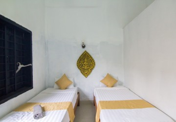 17 Room Commercial Building For Rent - Night Market Area, Siem Reap