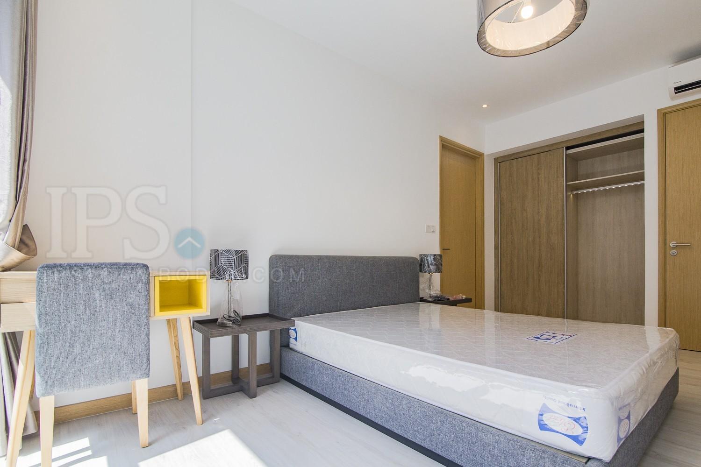 3 Bedrooms Condo Unit For Rent - Sen Sok, Phnom Penh