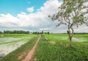 10,000 sq.m. Land For Sale - Sambour, Siem Reap