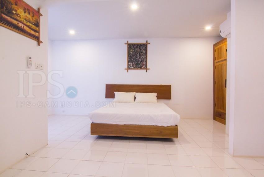 Studio Room  For Rent - Wat Domnak - Siem Reap