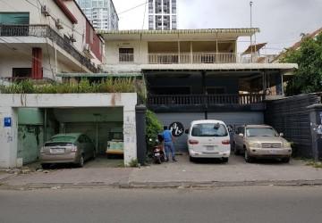 306 Sqm Commercial Space For Rent - BKK1, Phnom Penh