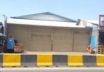 900 sq.m. Warehouse For Rent - Toul Kork, Phnom Penh