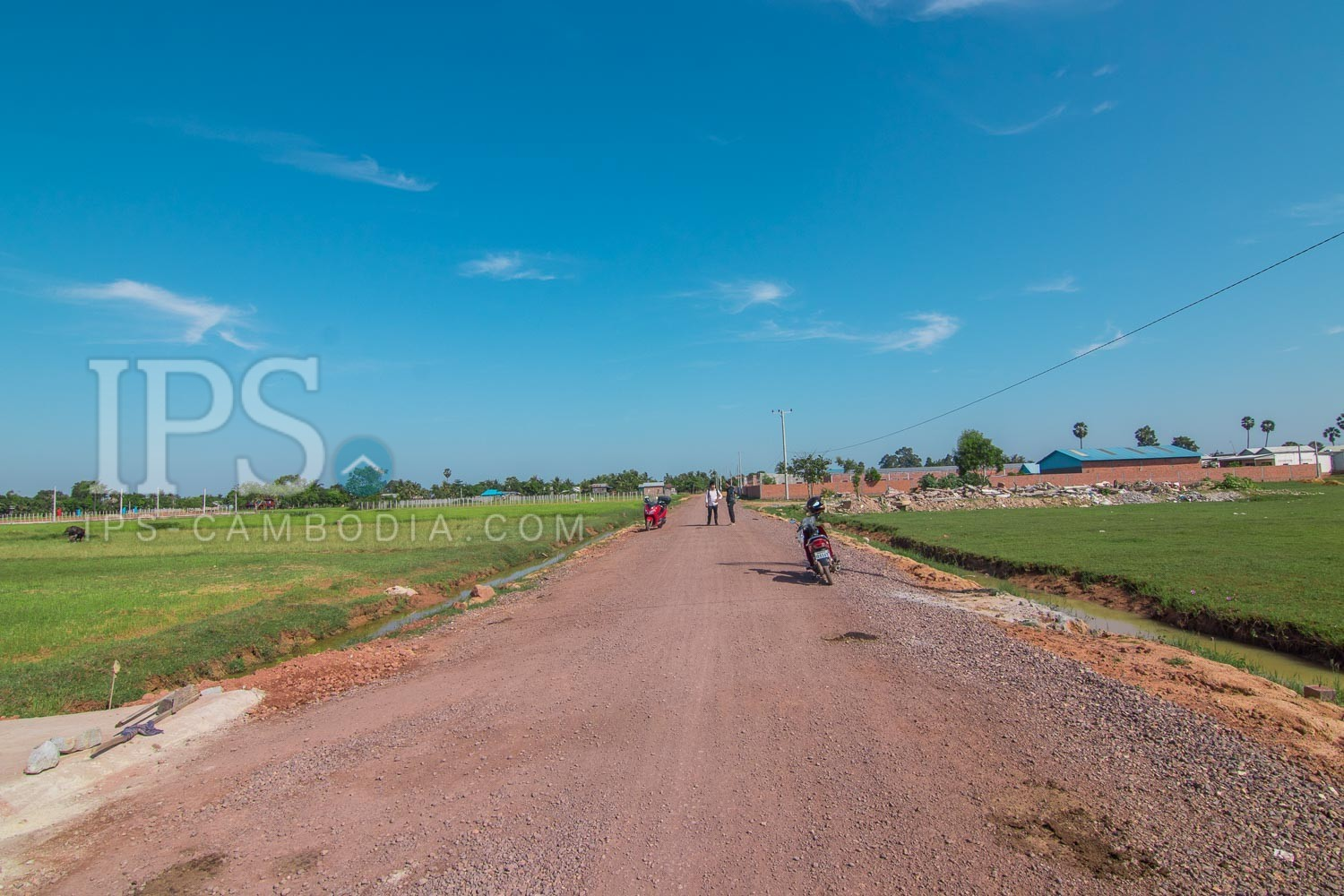 1,402 sq.m. Land  For Sale - Bakong District, Siem Reap