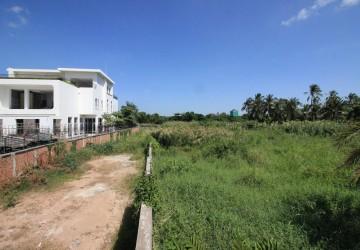 1,764 sq.m. Land For Sale - Chroy Changvar, Phnom Penh