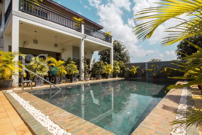 2 Bedroom Villa For Rent - Sambour, Siem Reap
